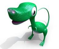 Netter Dinosaurier Lizenzfreie Stockfotografie