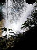 Netter fallender Wasserfall Lizenzfreie Stockfotografie