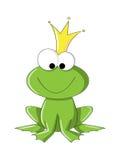 Netter Frosch Lizenzfreie Stockfotos