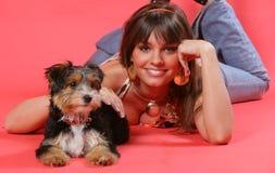 Netter Hund #2 Lizenzfreies Stockbild