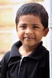 Netter indischer Junge Stockbild