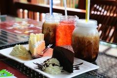 Netter Kaffee Lizenzfreies Stockfoto