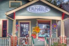 Netter kleiner Shop Lizenzfreie Stockfotos