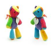 Netter kleiner Teddybär Stockbilder