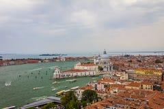 Netter Lagune Venedig-Kanal in Italien Lizenzfreie Stockfotografie