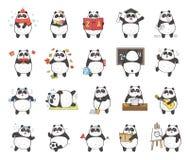 Netter Panda Lizenzfreie Stockfotos