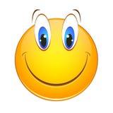 Netter smiley Lizenzfreie Stockfotos