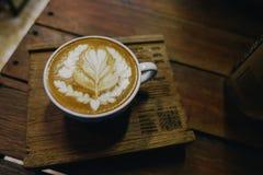 Netter Tasse Kaffee Lizenzfreie Stockfotos