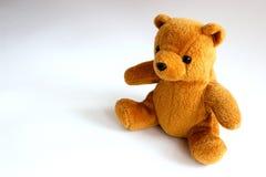 Netter Teddybär lizenzfreies stockfoto