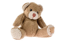Netter Teddybär. stockfoto