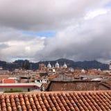Netter Titel Cuenca Lizenzfreies Stockbild