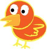 Netter Vogel Stock Abbildung