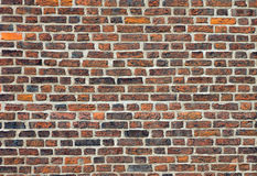 Nettes altes brickwall Lizenzfreie Stockfotografie