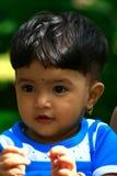 Nettes asiatisches Baby Stockbilder