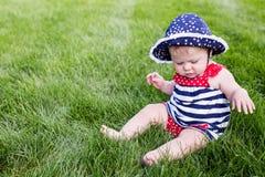 Nettes Baby Lizenzfreie Stockfotos