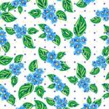 Nettes Blumenmuster vektor abbildung