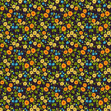 Nettes Blumenmuster Lizenzfreie Stockfotografie