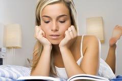 Nettes Buch Stockbild