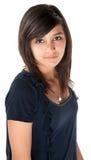 Nettes hispanisches Mädchen lizenzfreie stockfotos
