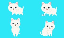 Nettes Kätzchen stock abbildung