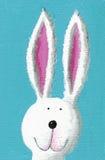 Nettes Kaninchen Stockbild