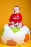 Nettes Kinderlächeln Lizenzfreie Stockfotografie