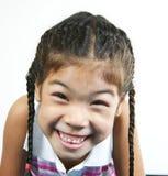 Nettes kleines Mädchen 005 Stockfotografie