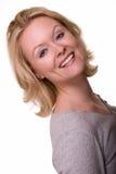 Nettes Lächeln Stockfotos