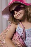 Nettes Mädchen Stockfotografie