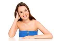 Nettes Mädchen Lizenzfreie Stockfotografie