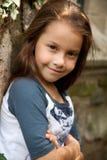 Nettes Mädchen Stockfoto