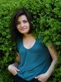 Nettes Mädchen im Freien Lizenzfreie Stockfotos