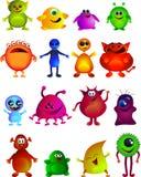 Nettes Monster Lizenzfreie Stockbilder