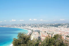 Nettes Panorama (Frankreich) Lizenzfreie Stockfotografie