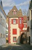 Nettes Schweizer Haus 5 Stockbild