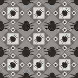 Nettes Spinnenmuster vektor abbildung