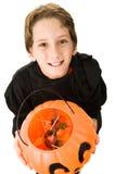 Nettester Halloween-Kobold stockbilder