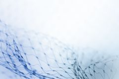 Netting. Closeup of netting. Copy space Royalty Free Stock Images