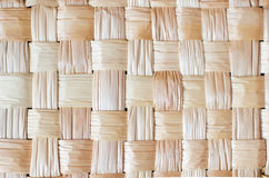 Netting made of birch bark, texture, background Royalty Free Stock Photography
