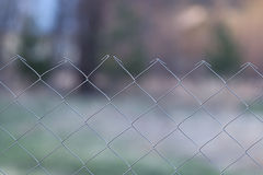 Netting netting fence Royalty Free Stock Images