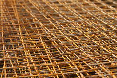 Netting rusty Stock Photo