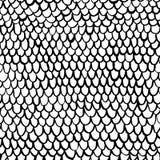 Netting seamless pattern. Stock Photography