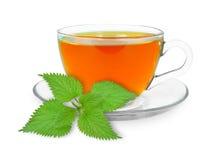Nettle tea Stock Photos