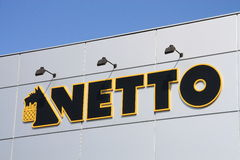 Netto Stock Images