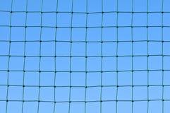 netto błękit niebo Obraz Stock