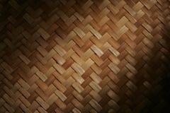 Netto bamboe royalty-vrije stock fotografie