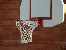 Netto basketbal Royalty-vrije Stock Afbeelding