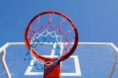 Netto basketbal Stock Foto
