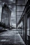 Netto byggnad Arkivfoto
