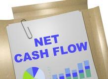 Netto Cash flowconcept Vector Illustratie